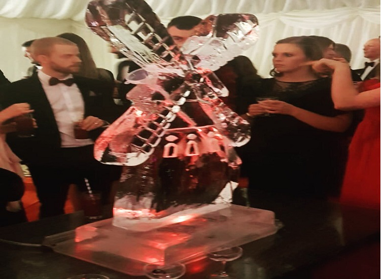 Ice Agency Uk - Ice Sculptures, Vodka Drinks Luges, Ice Cubes & Chocol